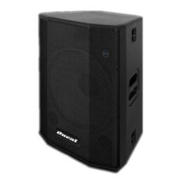 Caixa Ativa Fal 15 Pol 600W c/ USB / Bluetooth OPB 3050 Oneal