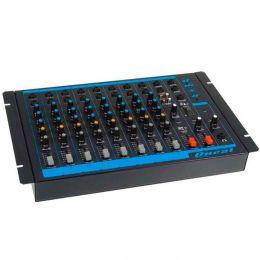 OMX8 - Mesa de Som / Mixer 8 Canais OMX 8 - Oneal