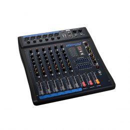 OMX600 - Mesa de Som / Mixer 6 Canais USB OMX 600 - Oneal