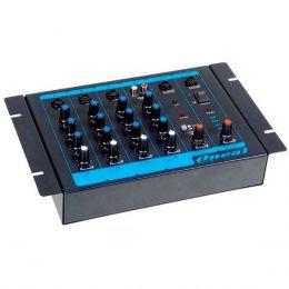 OMX4 - Mesa de Som / Mixer 4 Canais OMX 4 - Oneal