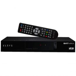 Satmax - Receptor de TV via Satélite Digital Satmax - Elsys