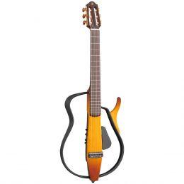 SLG110N - Viol�o Flat Silent Sunburst SLG 110 N - Yamaha