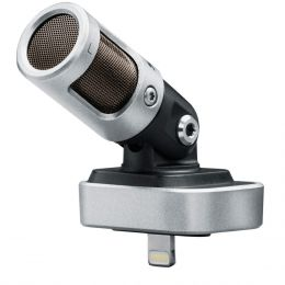 MV88 - Microfone Condensador Digital p/ iPad / iPhone MOTIV MV 88 - Shure