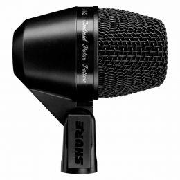 PGA52XLR - Microfone c/ Fio p/ Bumbo PGA 52 XLR - Shure