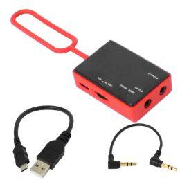 HA01 - Amplificador Portátil para 1 Fone HA 01 POWER Vermelho - YOGA