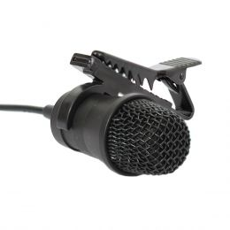 Microfone c/ Fio Lapela SC 401 - YOGA