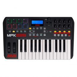 MPK225 - Teclado Controlador MIDI / USB MPK 225 - AKAI
