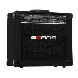 G70 - Amplificador Combo p/ Guitarra 20W Strike G 70 Preto - Borne