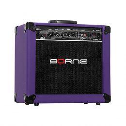 G70 - Amplificador Combo p/ Guitarra 20W Strike G 70 Roxo - Borne