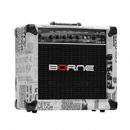 G70 - Amplificador Combo p/ Guitarra 20W Strike G 70 Jornal - Borne