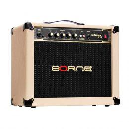 Vorax840 - Amplificador Combo p/ Guitarra 40W Vorax 840 Creme - Borne