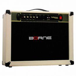 Amplificador Combo p/ Guitarra 100W Vorax 12100 Creme - Borne