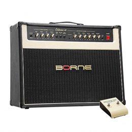 Amplificador Combo p/ Guitarra 100W Evidence 150 Preto - Borne