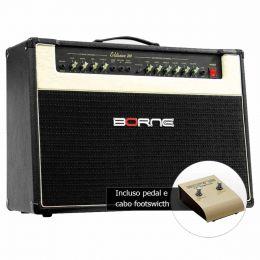 Amplificador Combo p/ Guitarra 150W Evidence 200 Preto - Borne