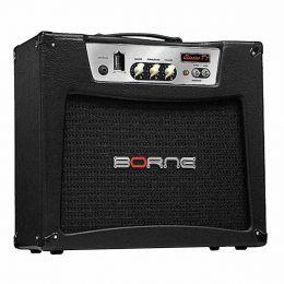 ClássicoT7 - Amplificador Combo Valvulado p/ Guitarra 7W Clássico T7  Preto - Borne