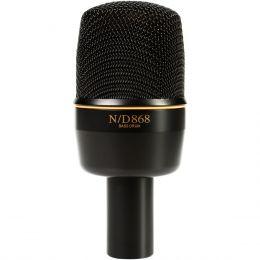 ND868 - Microfone c/ Fio p/ Instrumentos ND 868 - Electro-Voice