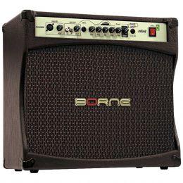 Amplificador Combo p/ Violão 100W Infinit CV 12100 - Borne