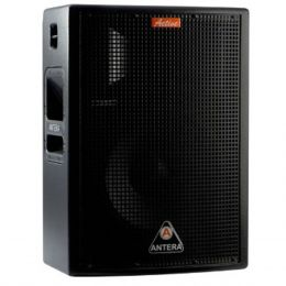 Caixa Ativa 250W Preta TS 500 AX - Antera