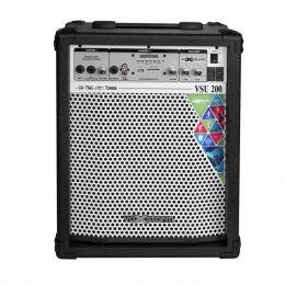 VSU200 - Cubo Multiuso Ativo 35W c/ Bluetooth e USB VSU 200 Preto - Voxstorm