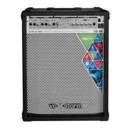 VSU500 - Cubo Multiuso Ativo 60W c/ Bluetooth e USB VSU 500 Preto - Voxstorm