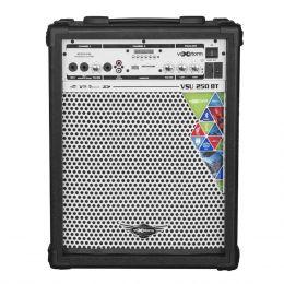VSU250BT - Cubo Multiuso Ativo 35W c/ Bateria Interna, Bluetooth e USB VSU 250 BT Preto - Voxstorm