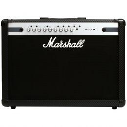 Amplificador Combo p/ Guitarra 100W Carbon Fibre MG102CFX - Marshall