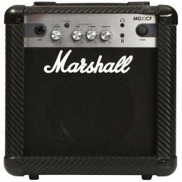 Cubo Ativo p/ Guitarra Fal 6,5 Pol 10W Carbon Fibre - MG 10 CF Marshall