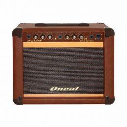 Amplificador Combo p/ Guitarra 30W OCG 100F Marrom - Oneal