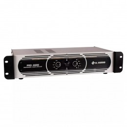 Amplificador de Potência 550W 4 OHMS PRO 2200 - LL AUDIO