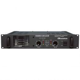 Amplificador Estéreo 2 Canais 1000W RMS ( Total ) Dynamic 4000 2 Ohms AB - Ciclotron