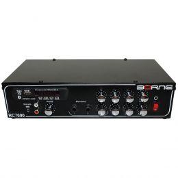 Amplificador Som Ambiente 80W c/ Bluetooth e USB RC7000 - Borne
