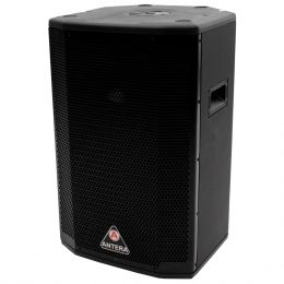 Caixa Ativa 150W c/ Bluetooth e USB SC 10 A Preta - Antera