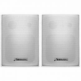 Caixa Passiva p/ Som Ambiente Fal 4 Pol 30W (Par) - PS 200 Plus Frahm