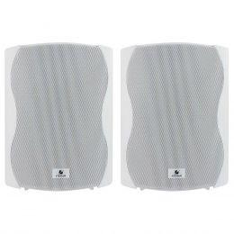 Caixa Passiva Fal 6 Pol 60W c/ Suporte ( Par ) - PS 6 Plus Outdoor Frahm