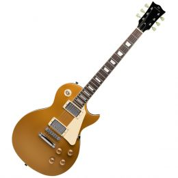 Guitara Les Paul Strike GM750 GD Gold Top - Michael