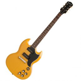 Guitarra SG Special P-90 50th Anniversary 1961 Limited Edition TV Yellow - Epiphone