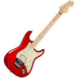 Guitarra Strato Fly Advanced GM247 MR Vermelha Metálica - Michael