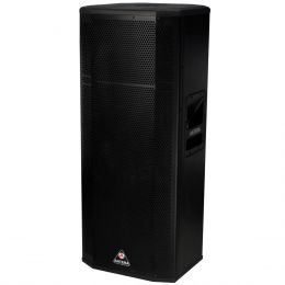 Caixa Passiva 600W HPS 15.2 Preta - Antera