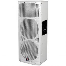 Caixa Ativa 600W Branca HPS15.2A - Antera