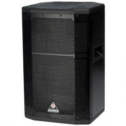 Caixa Passiva 500W HPS 15 Preta - Antera
