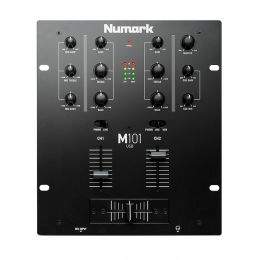 M101USB - Mixer DJ 2 Canais M 101 USB - Numark
