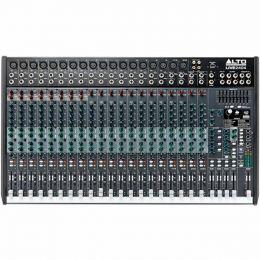 Mesa de Som / Mixer 24 Canais USB Live2404 - Alto