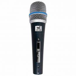 Microfone c/ Fio de Mão 57B-SW - TSI