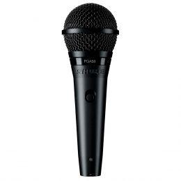 Microfone c/ Fio de Mão PGA58-LC - Shure