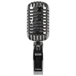 Microfone c/ Fio p/ Estúdio - 54 CSR
