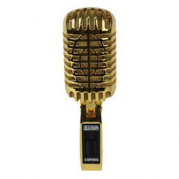 Microfone c/ Fio p/ Estúdio CSR 56G - CSR