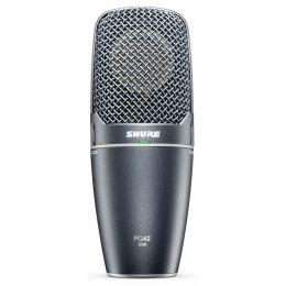 Microfone c/ Fio USB PG 42 USB - Shure