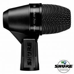 PGA56XLR - Microfone c/ Fio p/ Caixas e Tons PGA 56 XLR - Shure