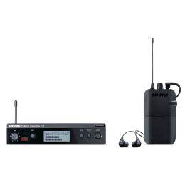 PSM300112GR - Ponto Eletrônico s/ Fio c/ Fone In-ear PSM 300 112GR - Shure