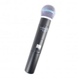 Microfone s/ Fio de Mão UHF - UHX PRO 01 M Lyco